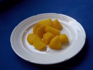 Dora gele aardappels