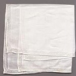 witte zakdoeken