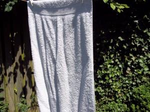 Dora muffe handdoek
