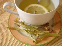 Linde thee met citroen