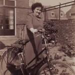 oma op fiets