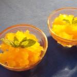 Dora gelatinepudding sinaasappel 2 klein