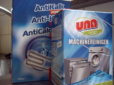 Dora wasmachinereiniger klein