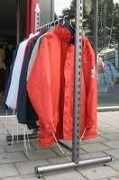 kleding buiten hangen