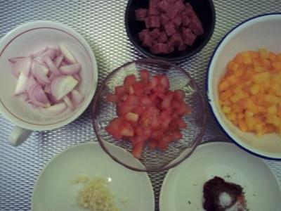 Dora koken voorbereiden klein