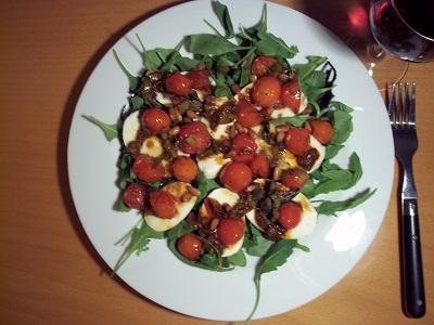 Dora salade cherrytomaatjes klein