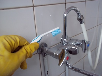 Dora tandenborstel hergebruik klein