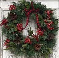 kerst voor de deur