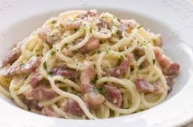 pasta met champignonsssaus