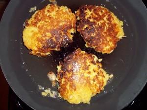 Dora aardappelkoekjes klein