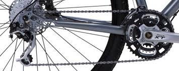 fiets met derailleur
