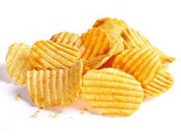 ribbel chips
