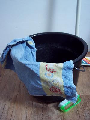 Dora handdoek - dweil klein