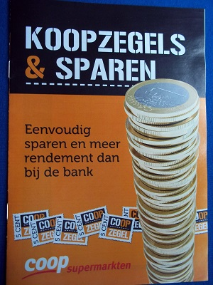 Dora koopzegels sparen klein