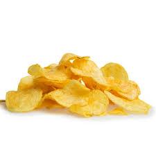 chips gewone aardappel