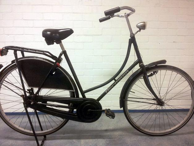 fiets Tante Dora
