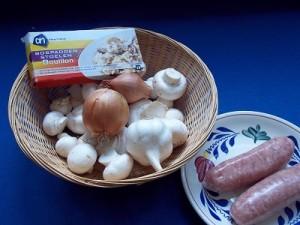 Dora paddenstoelensoep 1 klein