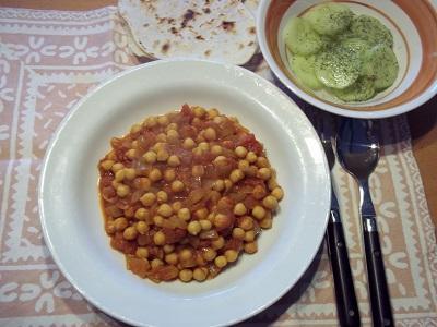Dora curry kikkererwten 2 klein