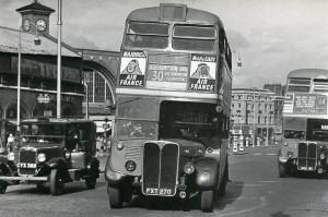 Dora bus Londen