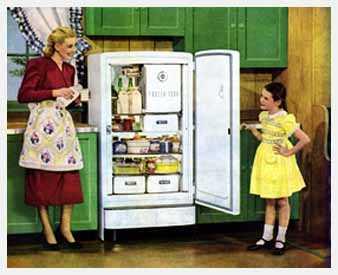 Dora koelkast 2
