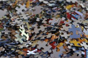 Dora puzzelstukjes