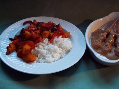 Dora Indiase groenten 3