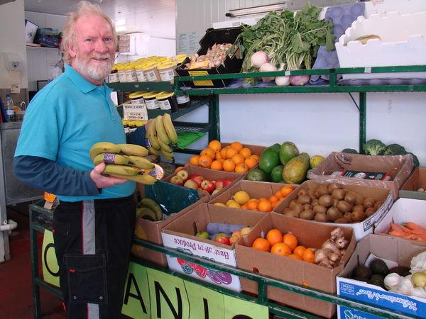 Dora groente en fruit
