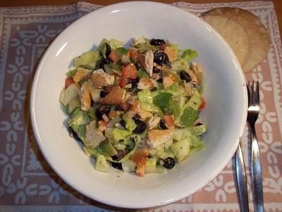 Dora Syrische salade 2