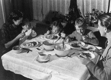 Dora jaren 50 dieet 1