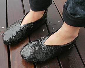 Dora schoenen tape 2