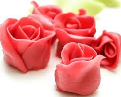 strooi eens bloemen op je pad