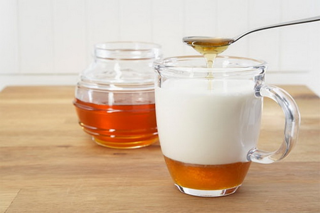 Dora melk en honing