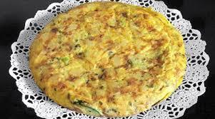 omelet van een schaapsherder