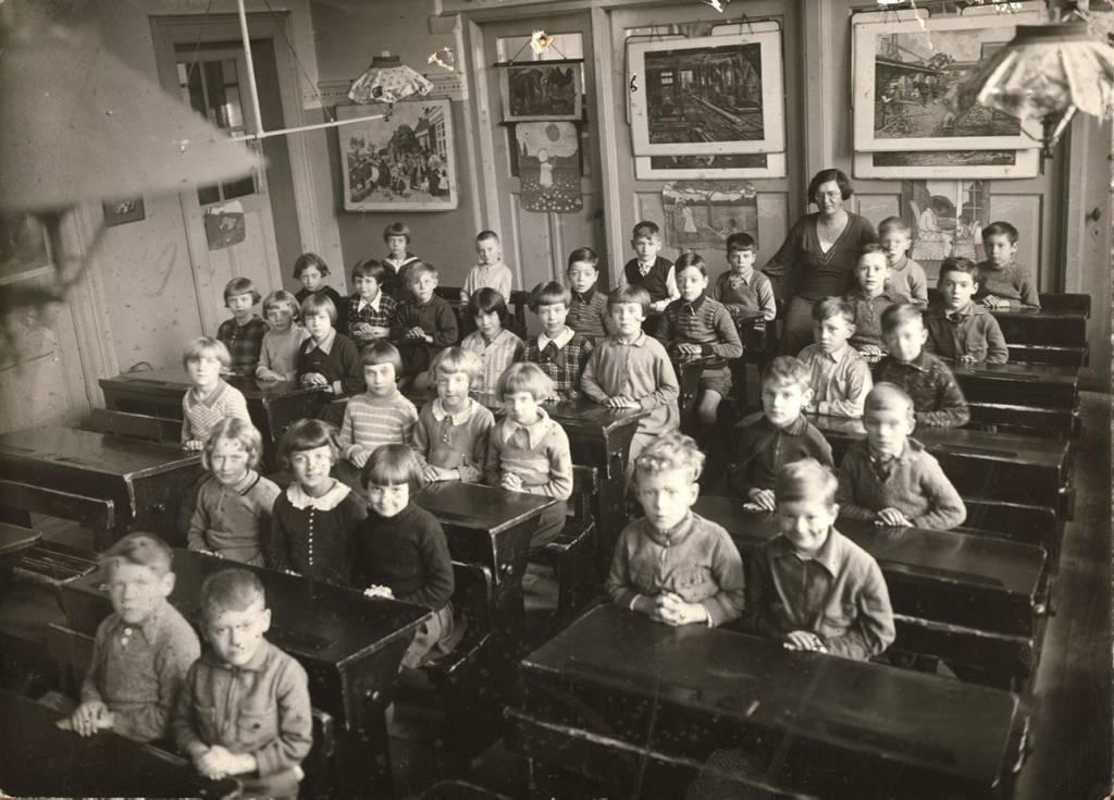 Foto: Nationaal Onderwijsmuseum Rotterdam