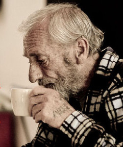 Dora uitgestelde koffie