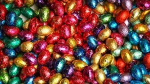 Dora chocolade eitjes