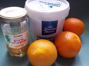 Dora yoghurttoetje sinaasappel 1