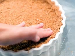 taartbodem zonder bakken