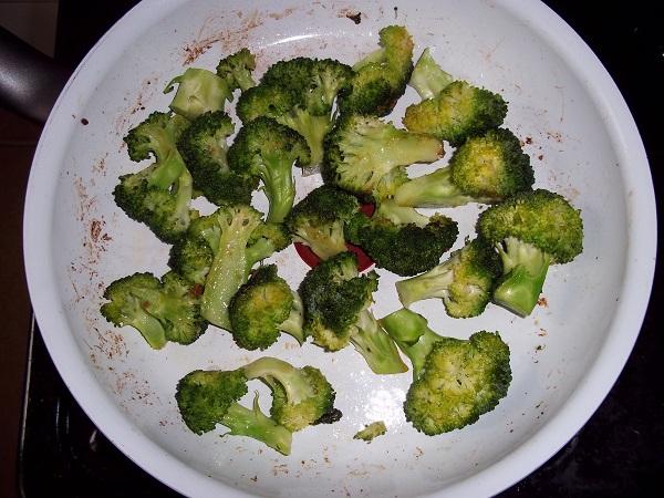 Dora broccoli 1