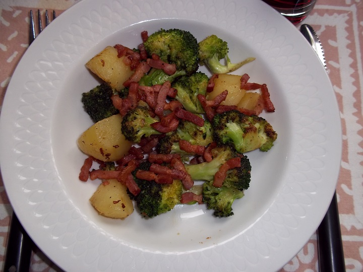 Dora broccoli 2