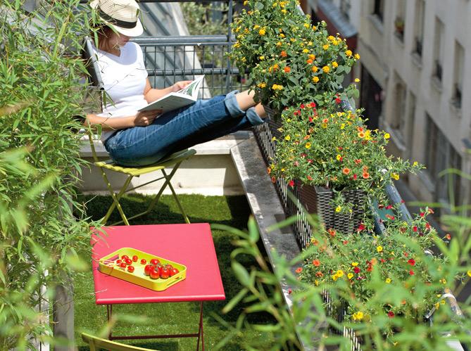 Dora balkontuin 2