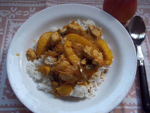 Dora curry perziken 2