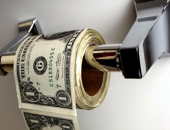 Dora geld op rol