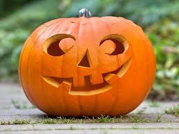 Pompoen Voor Halloween.Snij Je Halloween Pompoen Uit Een Lekkere Eetbare Pompoen
