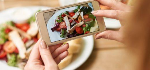 dora-selfie-voedsel