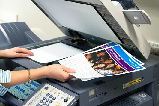 dora-fotokopieerapparaat