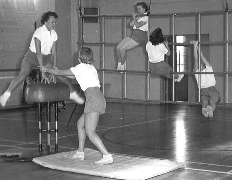 dora-gymnastiek